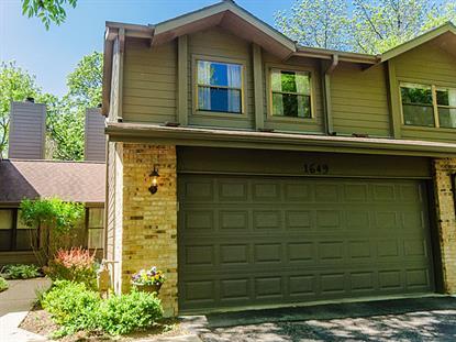 1649 Wildwood Lane Darien, IL MLS# 08931046
