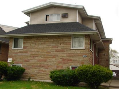 3424 Warren Avenue Bellwood, IL MLS# 08937194