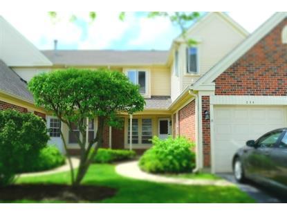 254 Doral Court Elk Grove Village, IL MLS# 08940656