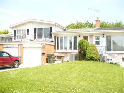 8907 Robin Drive Des Plaines, IL MLS# 08944880