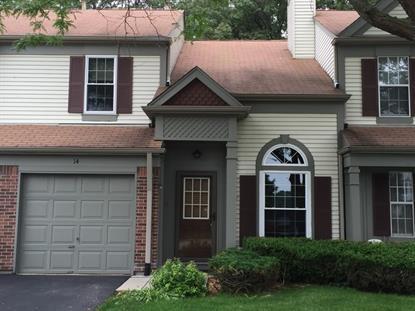 14 Peach Tree Lane Westmont, IL MLS# 08965916