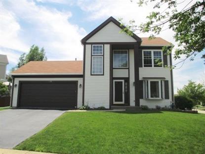 1811 CAMBRIDGE Drive Carpentersville, IL MLS# 08967406