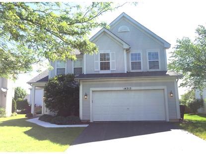 14215 S Hillsdale Court Plainfield, IL 60544 MLS# 08971529