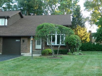 593 St Andrews Court Crystal Lake, IL MLS# 08998642