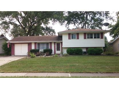 1801 Crandon Lane Schaumburg, IL MLS# 09003793