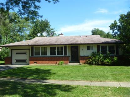 2 Woodcrest Lane Elk Grove Village, IL MLS# 09004558