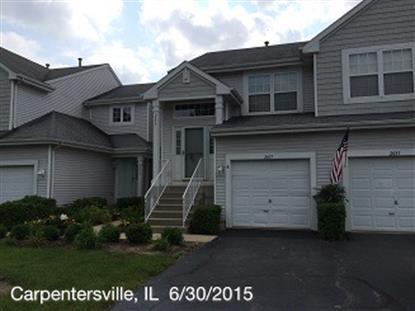2037 ORCHARD Lane Carpentersville, IL MLS# 09006305