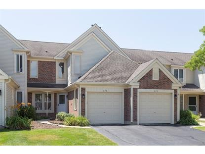 278 UNIVERSITY Lane Elk Grove Village, IL MLS# 09007585
