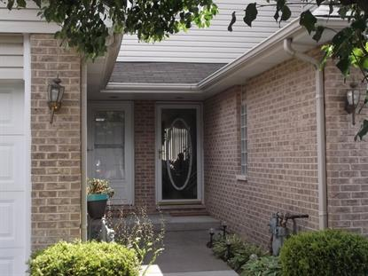 11437 S Peach Tree Lane Alsip, IL MLS# 09008656