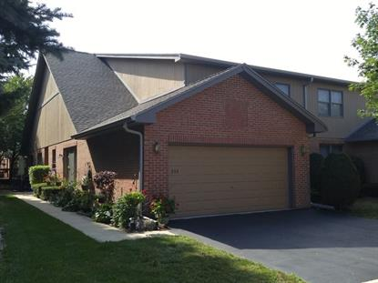 208 Eric Court Bloomingdale, IL MLS# 09011380