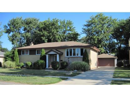 551 W Potter Street Wood Dale, IL MLS# 09025464