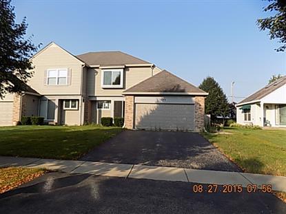 243 Paddington Lane Bolingbrook, IL MLS# 09028050