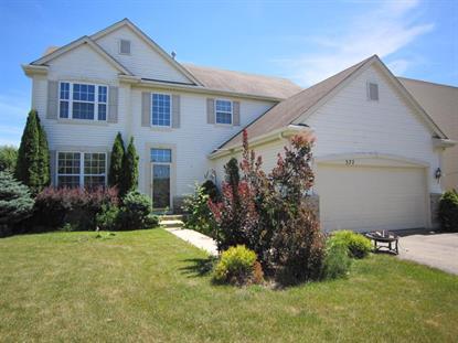 577 Needlegrass Parkway Antioch, IL MLS# 09029669