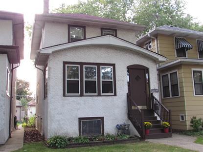 1173 S HARVEY Avenue Oak Park, IL MLS# 09034637