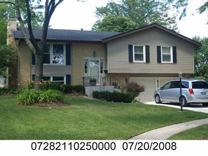 412 Chopin Court Schaumburg, IL MLS# 09037865