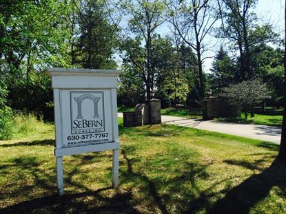 Lot 2 Denker Road St Charles, IL MLS# 09041359