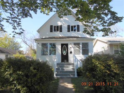 2540 Gilboa Avenue Zion, IL MLS# 09044322