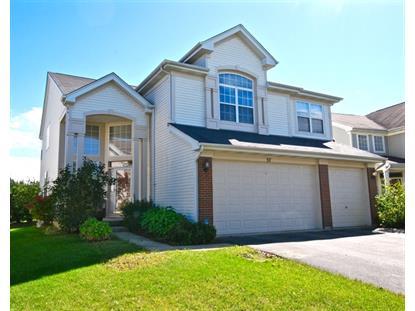 37 Prairie Pointe Lane Streamwood, IL MLS# 09054380
