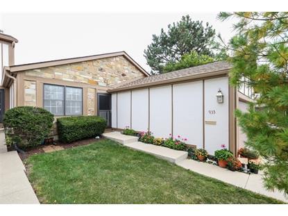 933 Wheaton Oaks Drive Wheaton, IL MLS# 09064234