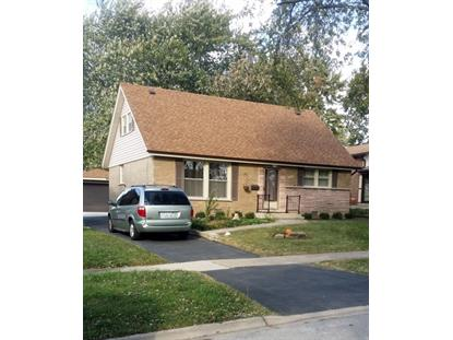 17324 Odell Avenue Tinley Park, IL MLS# 09068191