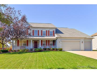 1332 Bay Meadows Drive Bartlett, IL MLS# 09068680
