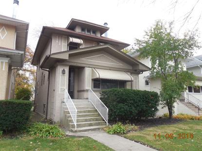 642 N Lombard Avenue Oak Park, IL MLS# 09082260