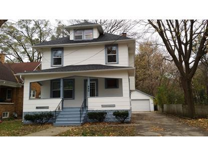 440 George Street Elgin, IL MLS# 09085483