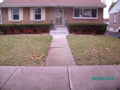 1236 N Lind Avenue Berkeley, IL MLS# 09086198