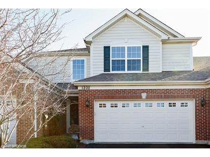 1200 BETSY ROSS Place Bolingbrook, IL MLS# 09087150