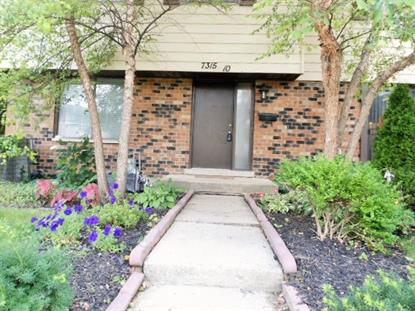 7315 Winthrop Way Downers Grove, IL MLS# 09089896