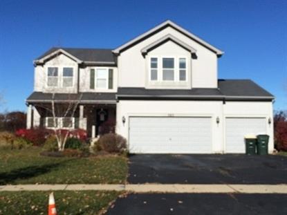 583 Pondview Drive Antioch, IL MLS# 09090643