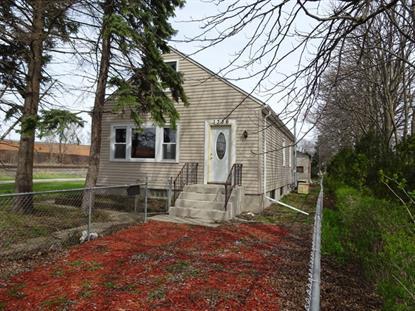 1336 E Lincoln Avenue Des Plaines, IL MLS# 09090796