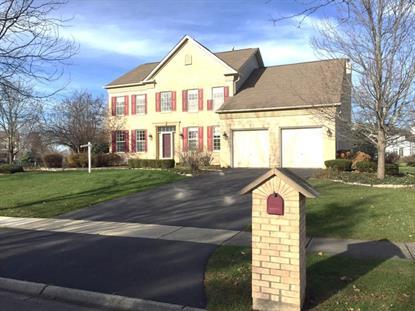 1544 Old Forge Road Bartlett, IL MLS# 09093817