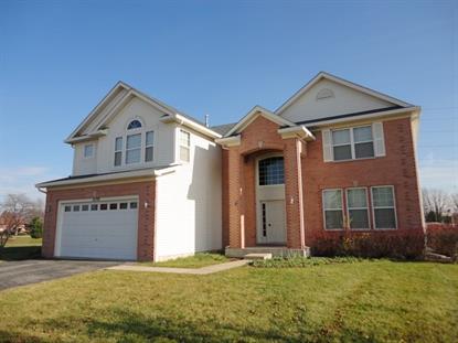 16309 Sand Creek Lane Plainfield, IL 60586 MLS# 09095640