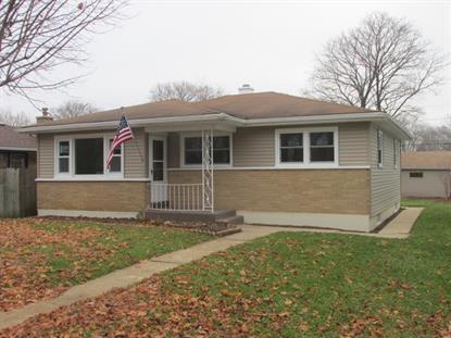 3217 Enoch Avenue Zion, IL MLS# 09099469