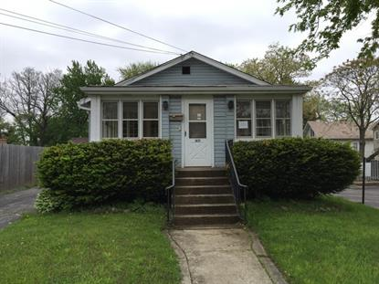 1631 N Taft Avenue Berkeley, IL MLS# 09104302