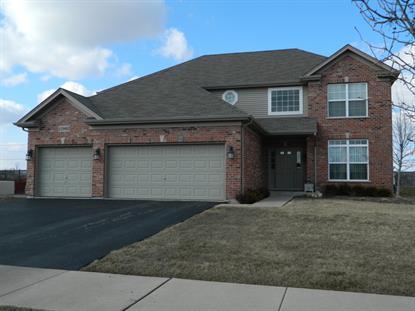 15908 Selfridge Circle Plainfield, IL 60586 MLS# 09110382