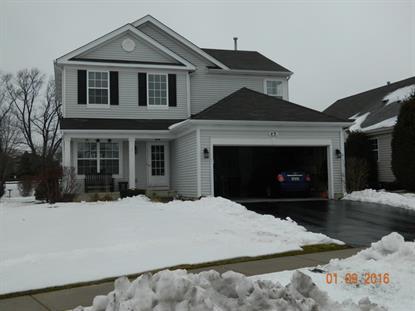 49 W Vandermeer Drive Antioch, IL MLS# 09115236