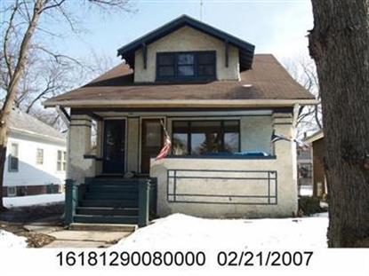 820 Wenonah Avenue Oak Park, IL MLS# 09121843