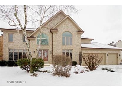 1537 Burberry Lane Schaumburg, IL MLS# 09127547