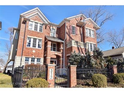 312 W Burlington Avenue Westmont, IL MLS# 09129550
