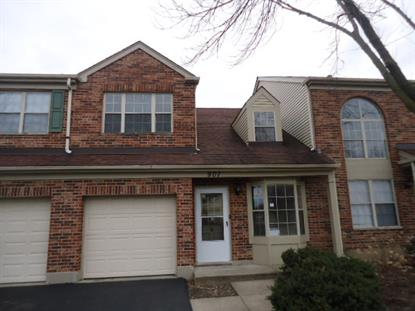 907 Carlisle Avenue Westmont, IL MLS# 09132436
