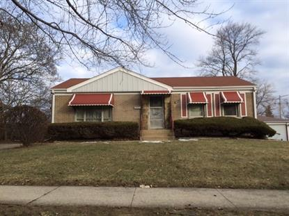 5822 Bohlander Avenue Berkeley, IL MLS# 09133197