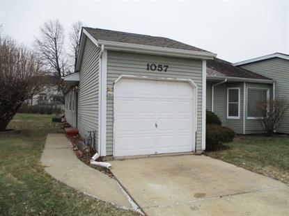 1057 Bent Tree Court Elgin, IL MLS# 09134978