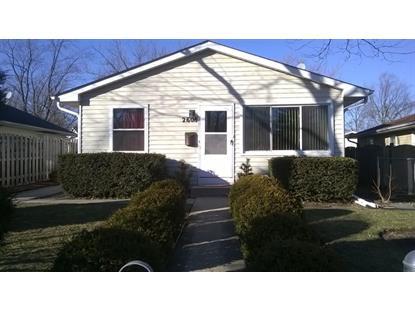 2608 20th Street Zion, IL MLS# 09145138