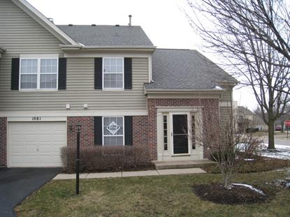 1081 Hunt Wyck Court Elgin, IL MLS# 09156540