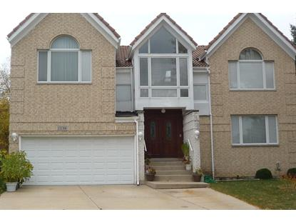 1138 Wood Avenue Addison, IL MLS# 09156924