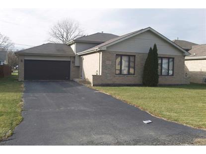 16438 Turner Avenue Markham, IL MLS# 09162256