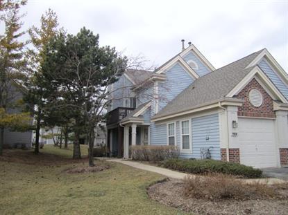 1164 Talbots Lane Elk Grove Village, IL MLS# 09162330