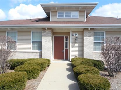 1244 Walnut Glen Drive Crystal Lake, IL MLS# 09170621